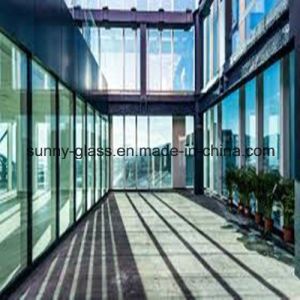Ultra Clear Tempered Float Low-E Reflective Laminated Insulated Building Glass pictures & photos