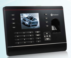 Realand Fingerprint Time Attendance System with Software and SDK