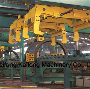 Air Flow Squeeze Automatic Moulding Machine
