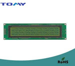40X4 Stn Character LCD Display with RoHS pictures & photos