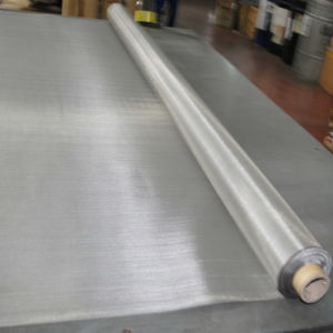 304 316 Stainless Woven Wire Cloth pictures & photos