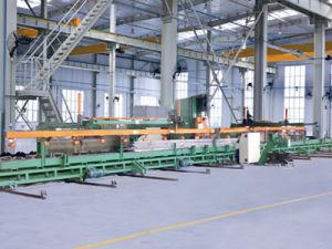 CNC Punching Line for Vehicle Longeron (PPL1255) pictures & photos