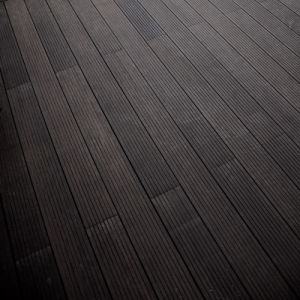 Popular Reconstituted Outdoor Bamboo Flooring, Deep Carbonized Color 20mm pictures & photos