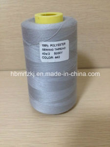 100% Ring Spun Sewing Thread (40/2 5000Y)