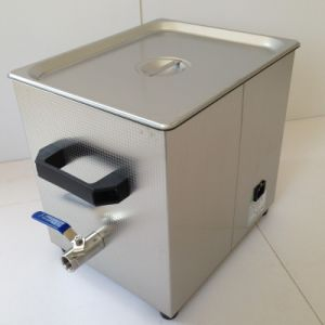 Dental Ultrasonic Cleaner with Manual Operation 9 Liters (TSX-240ST) pictures & photos