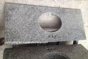 Granite G623 Kitchen Countertops for Bathroom (YY-G623 Vanity top) pictures & photos