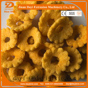 Fried Wheat Flour Snacks Extruder/ Snack Extrusion Machinery pictures & photos