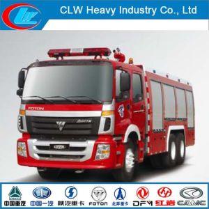 Foton Water Foam Fire Fighting Truck Fire Truck pictures & photos