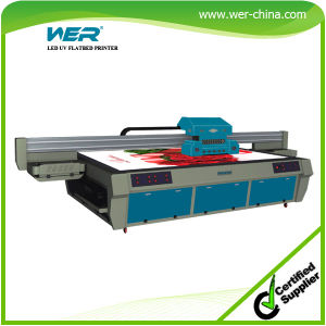 3.2m* 1.8m Dx5 with Epson Head UV Flatbed Printer pictures & photos