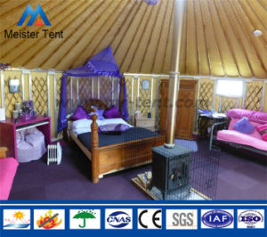 Modern Yurt Tent for Outdoor Activity pictures & photos