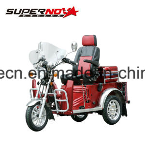 70/110cc Handicapped Tricycle with New Design (DTR-6) pictures & photos
