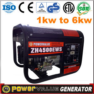 China Household Silent Fuel Save Inverter 3000w Generator