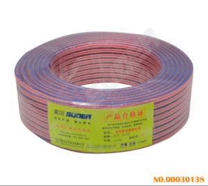 100 Yards High Definition Video Cable Speaker Cable (Speaker Cable-Blue-300 Type) pictures & photos