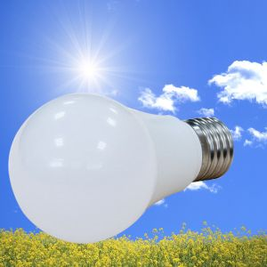 High Quality 110lm/W 9W A60 LED Bulb with Cheap Price pictures & photos