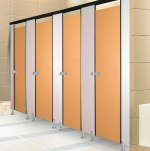 New Style Stainless Steel Bathroom Partition (KTW08-031)