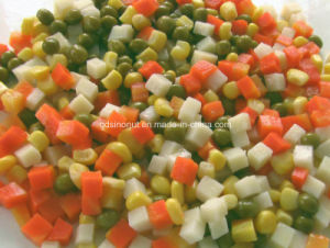 MID East Market Hot Sales Canned Mixed Vegetables pictures & photos
