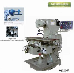 Universal Swivel Milling Machine Xq6226A Xq6226b pictures & photos