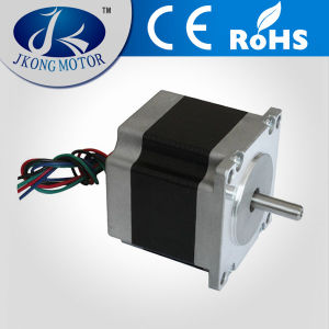 57mm 2phase 1.8degree Micro Unipolar Hybrid Stepper Motor pictures & photos
