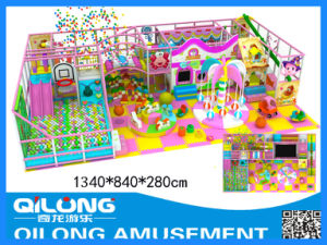 Candy Design Indoor Playground Equipment (QL-150413B) pictures & photos