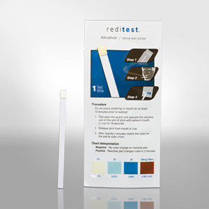 Alcohol Testing Kits/Alcohol Test Strips/Alcohol Test Kits/Alcohol Testing Strips pictures & photos