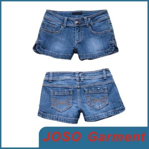 New Style Women Hot Denim Shorts (JC6012) pictures & photos