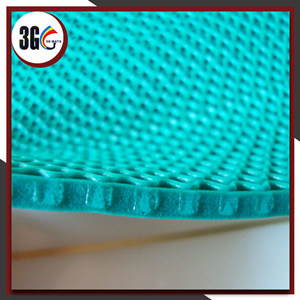 PVC Anti Slip Floor Mat with S&Z Shaped pictures & photos