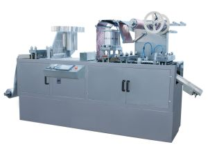 Dpb-250b Auto Alu-Alu/Alu-PVC Blister Packing Machine pictures & photos