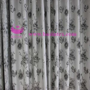 2014 New Jacquard Curtain Fabric (BS1095) pictures & photos