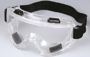 Big Lens CE Approved Safety Goggles, with Ventilation pictures & photos