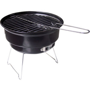 Camping Charcoal BBQ Grill with Ice Bag pictures & photos