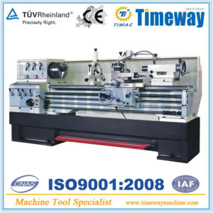 Precision Horizontal Gap Bed Lathe (GH-1860 in stock) pictures & photos