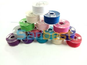 Colorful Pre-Wound Bobbins Thread pictures & photos