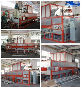 2017 Customized Aluminium Billet Heater with Hot Log Shear for New Design pictures & photos