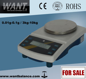 CE RoHS Platform Shipping Balance Scale (1000g/0.01g) pictures & photos