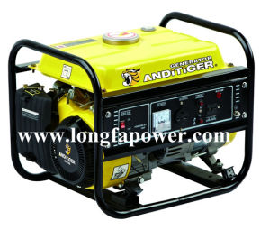 1kw 1kVA 1000W Mini Portable Gasoline Genset Generator for Home Camping Use pictures & photos