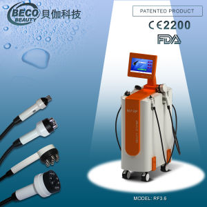 Vacuum RF Skin Care RF Body Beauty Slimming Machine pictures & photos
