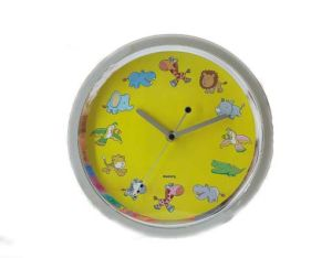 Manufacturer Wholesale Color Numbers Wall Clock (NC6016)