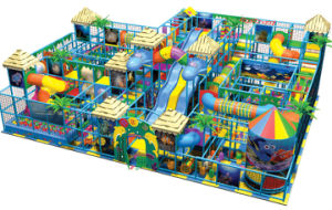 Naughty Castle and Indoor Palyground for Children pictures & photos