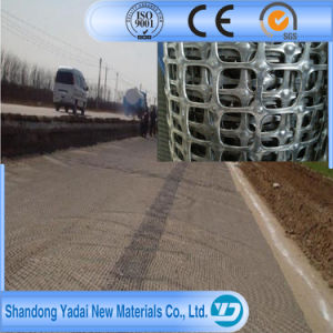Made in China Triaxial Plastic Geogrid pictures & photos