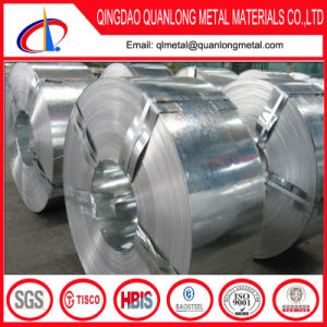 High Strength Cold Rolled Galvanized Steel Strip pictures & photos