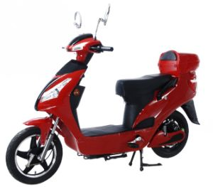 Moped with Portable Battery (PB602) pictures & photos