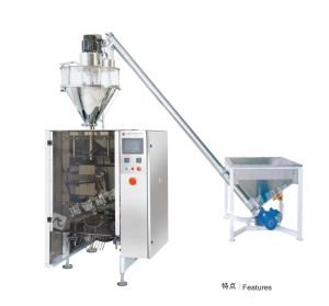 Desiccant powder packing machine pictures & photos