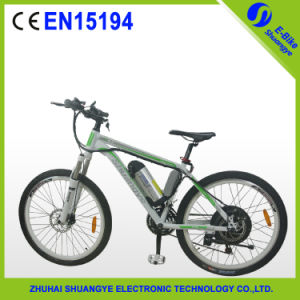 2015 Competitive Price 26 Inch Electric Mountain Bike (A8-FB28) pictures & photos