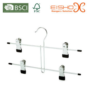 Metal Clips Hanger for Trouser (TB107) pictures & photos