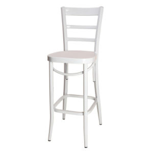Aluminum Thonet Bent Stool/Chair (C1404-30)
