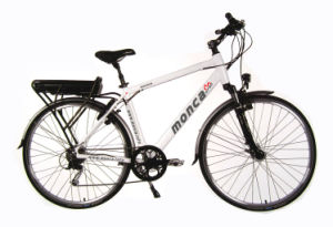 Beatiful City Electric Bike with Rear Rack Li-Battery pictures & photos