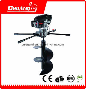 Four Stroke Two Man Operate 173cc Ground Drill Earth Auger pictures & photos