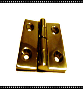 Copper Hinge with 4holes for Door pictures & photos
