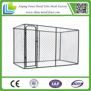 Hot Sale 6ft Large Dog Kennel Cage with Dog Lock pictures & photos