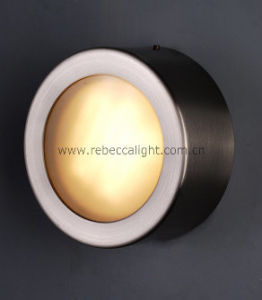 Modern Round Aluminum Wall Light Glass Wall Light pictures & photos